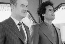 نص تصريح العقيد معمر القذافي في مطار دمشق أثناء زيارته السريعة في 16 تشرين الثاني 1970
