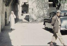 صورة دمشق – الكلاسة … يمينًا المدرسة الجقمقية 1959