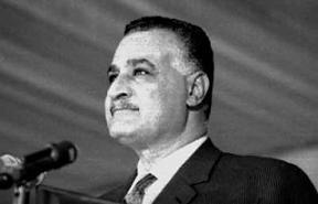 خطاب جمال عبد الناصر في مدرسة الضباط في حلب 1958