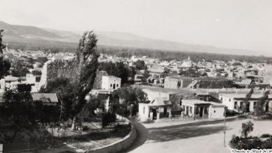 من قلعة دمشق..1935
