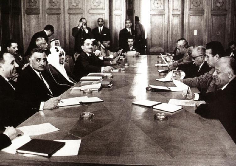 مؤتمر القمة العربي الأول في القاهرة 1964