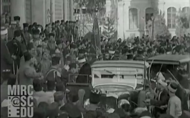 الشيخ تاج الدين الحسني واحتفالات دمشق 1931