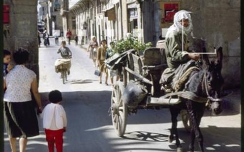 دمشق - بــاب شــرقي 1966