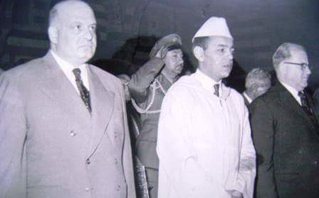 العلاقات السورية - المغربية