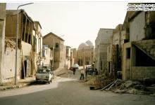 صورة دمشق – الكلاسة – طريق القلعة …1984