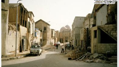 دمشق - الكلاسة - طريق القلعة ...1984