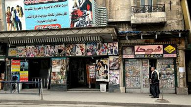 م.عبد الرحمن الجاسر: صالات السينما بحلب