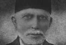 صورة باسل عمر حريري -المجاهد حسن فؤاد ابراهيم باشا