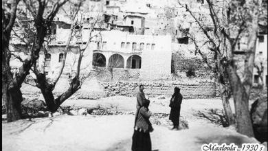 ريف دمشق - معـــلولا..بالثلاثينات