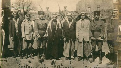 صورة أمين أبو عساف: أسباب الثورة السورية الكبرى 1925