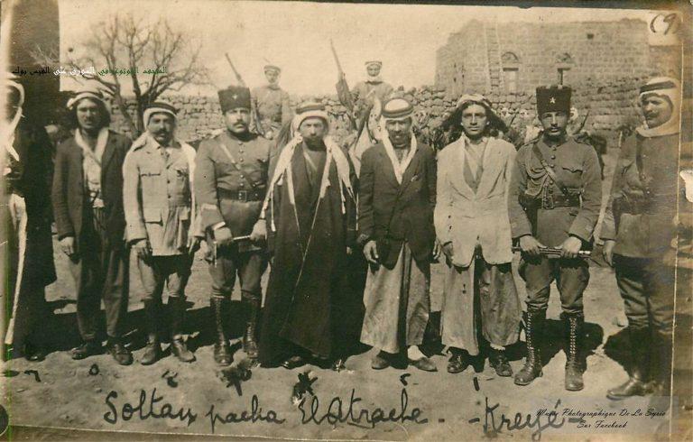 أمين أبو عساف: أسباب الثورة السورية الكبرى 1925