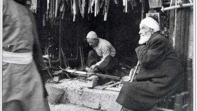 دمشق في الثلاثينيات