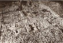 صورة دمشق – صورة جوية في العشرينيات