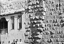 صورة قلعة دمشق 1908-1914