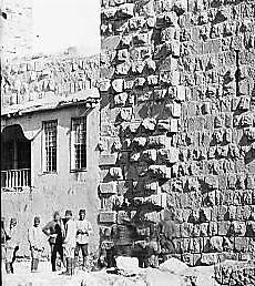 قلعة دمشق 1908-1914