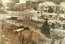 صورة حمص : ساحة الساعة الجديدة في السبعينيات..
