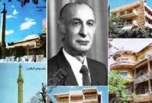 صورة باسل عمر حريري- المهندس عبد المنعم حربلي..