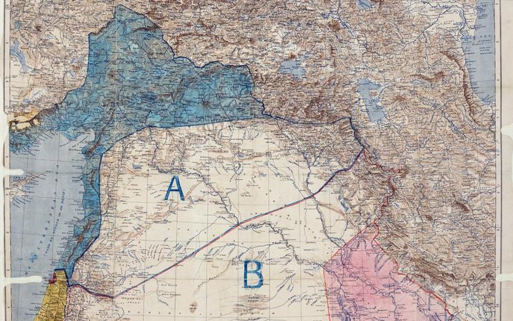 عمرو الملاّح:سايكس-بيكو.. الاتفاقية التي لم تُنفذ!