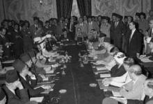 صورة مؤتمر بلودان الأول عام 1937