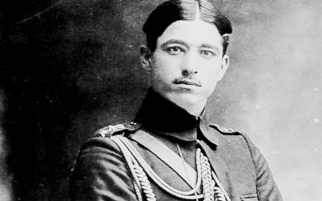 صورة من مذكرات صبحي العمري: تنظيم قوة الهجانة في سورية 1919