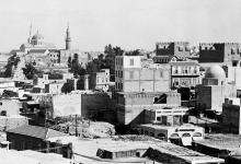 صورة دمشق – أبنية السنجقدار وسوق الهال وسوق علي باشا…1940