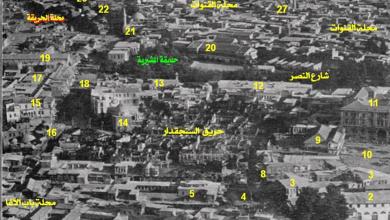 عماد الأرمشي: بانوراما دمشقية