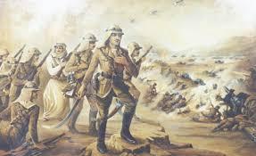 معركة ميسلون 24 تموز 1920