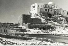 صورة دير سيدة صيدنايا…1950