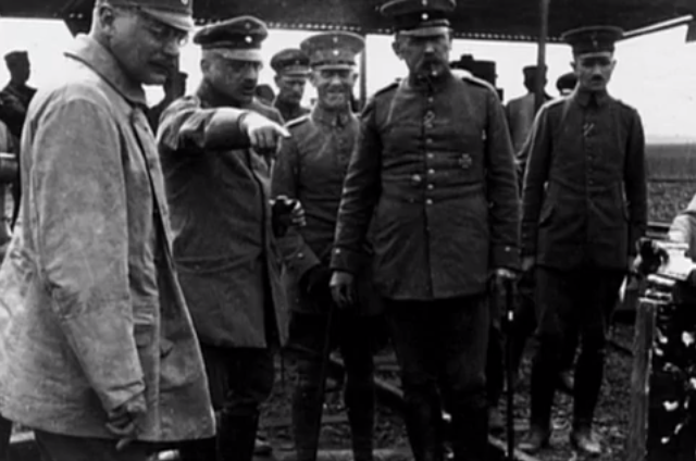 موتى العرب في الحرب العالمية الأولى