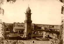 صورة عمرو الملاّح: الدكتورة لمياء الجاسر واكتشافها قسطل السلطان القابع تحت برج ساعة باب الفرج