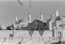 صورة دمشق 1936 مجموعة ليون هايزين- التكية السليمانية