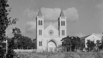 اللاذقية - كنيسة اللاتين