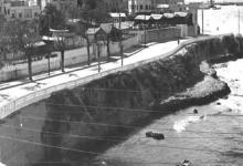 صورة اللاذقية .. الكورنيش الغربي مينة القزيز ..إسبيرو وقهوة الدورة 1971