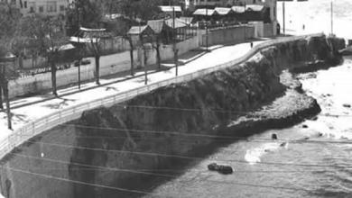 اللاذقية .. الكورنيش الغربي مينة القزيز ..إسبيرو وقهوة الدورة 1971