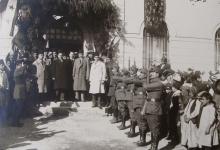 صورة محافظ حلب في عفرين عام 1933