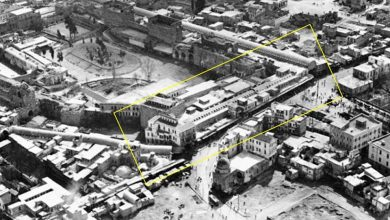 صورة سوق الخجا القديم