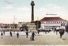صورة دمشق- أهم معالم جادة السنجقدار