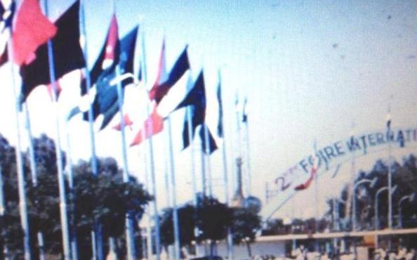 افتتاح ثاني معرض دولي يقام في دمشق