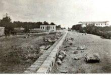 صورة اللاذقية – شارع بغداد في الثلاثينات