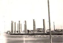 صورة اللاذقية .. ساحة المشروع (ساحة اليمن) أيام العواميد في السبعينيات