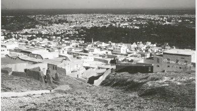 دمشق - حي المهاجرين 1930