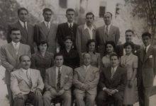 صورة مؤسسو قسم الجغرافيا في كلية الآداب بجامعة دمشق