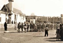 دمشق 1918- عرض لمجندي الجيش العثماني