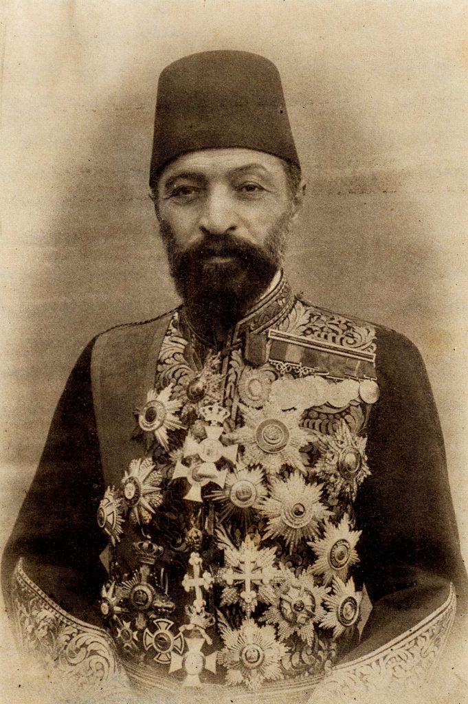 """مذكرات """"أحمد عزت باشا العابد"""" تصدر في اسطنبول قريباً"""