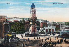 صورة عمرو الملاّح: برج ساعة باب الفرج.. بين التشييد والتعمير وأعمال الصيانة وإعادة التشغيل