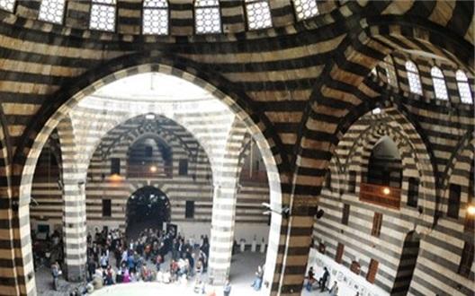 صورة الخانات في دمشق