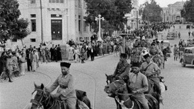 دمشق حزيران 1941- تحرير دمشق من القوات الفرنسية