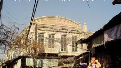 البنك الإمبرطوري العثماني المشيد في عام 1895 في محلة العصرونية