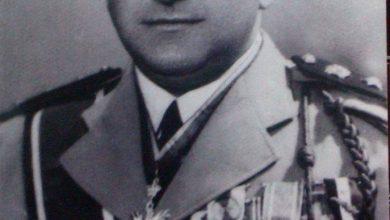 صورة الزعيم ( أنور بنود ) رئيس الأركان العامة للجيش العربي السوري