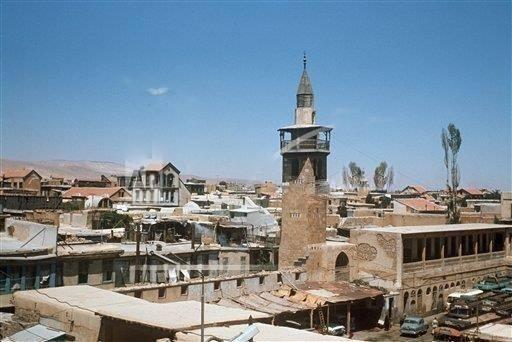 دمشق 1963- مسجد يلبغا